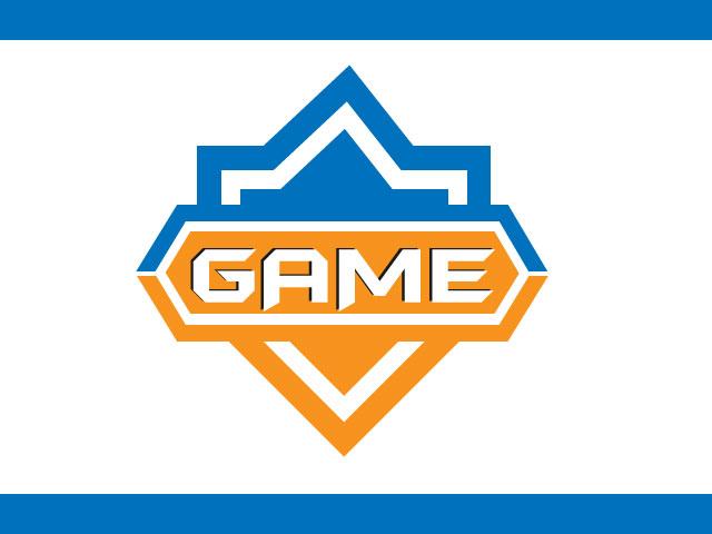 Powerful Game Company Logo Design Vector