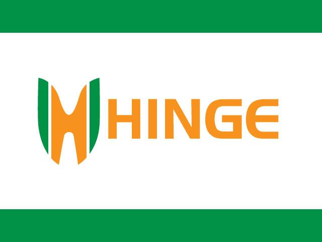 Modern Vector Logo For Letter H Minimal