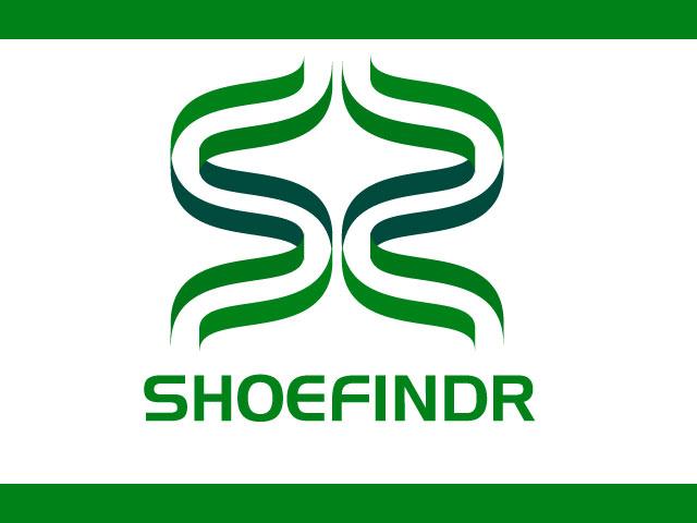 Shoe Finder Creative logo design