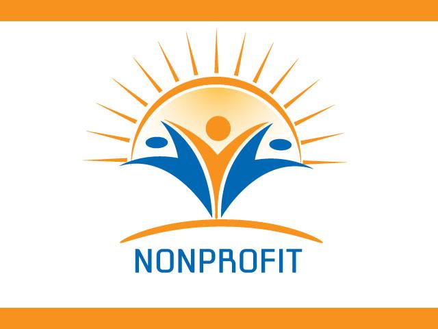 Nonprofit organization logo design