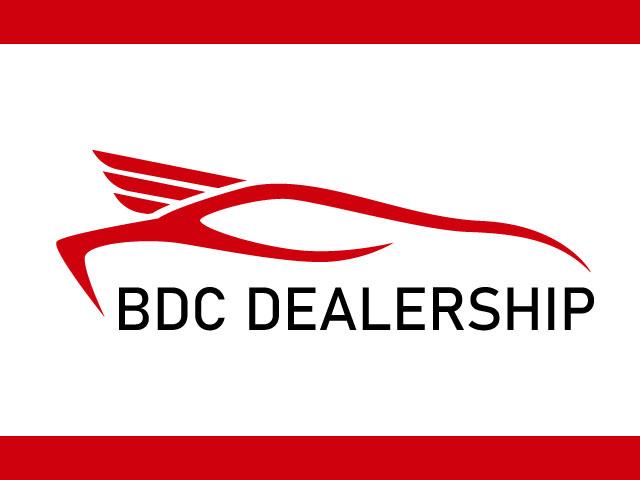 Car Dealership Logo Design Vector