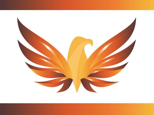 Eagle Logo Design 3d Style Free Download