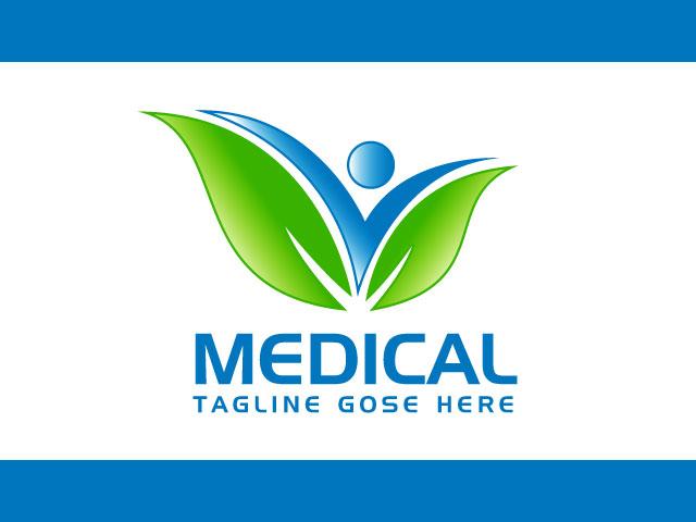 Medical Company Logo Vector