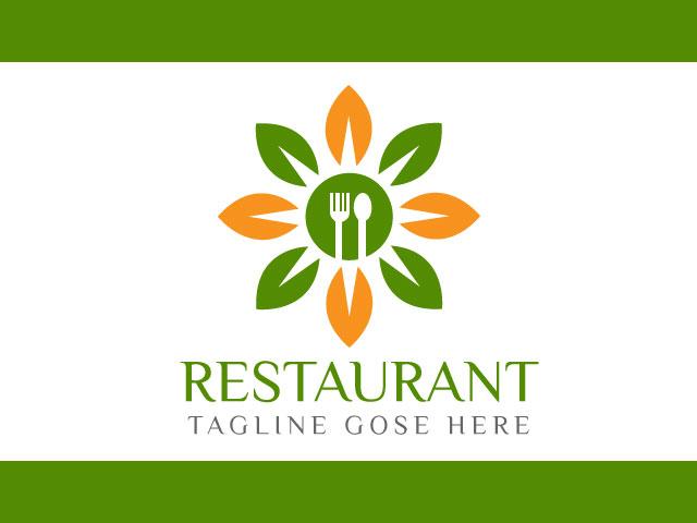 Food Business Modern Logo Design