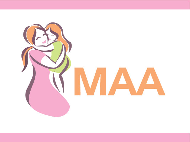 Child Care And Mother Day Logo Design