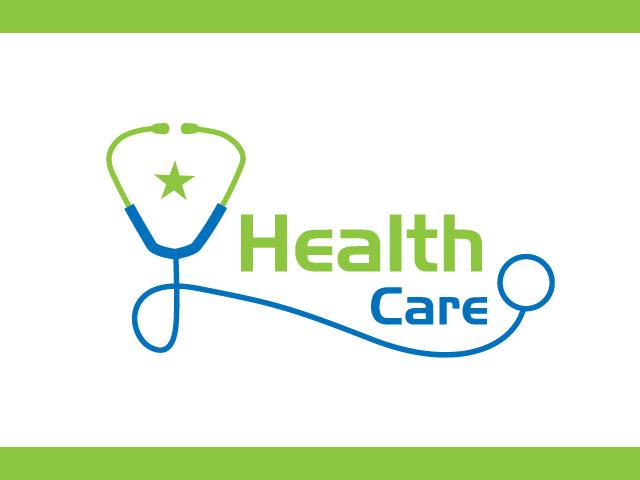 Online Doctor Service Logo Design