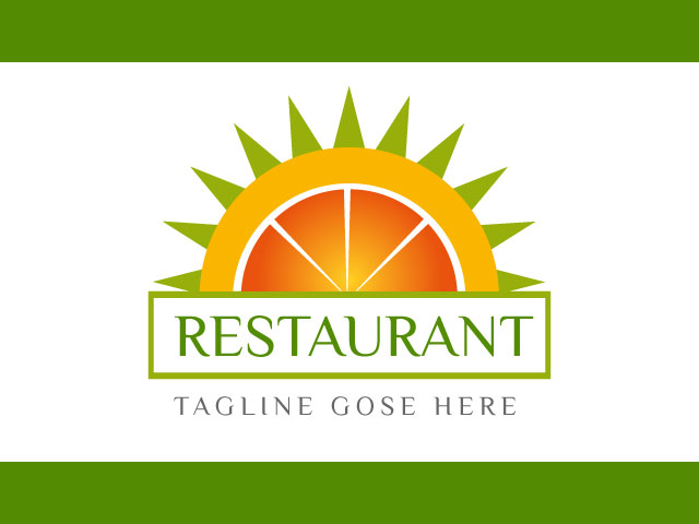 Food Company Logo Design Free Download