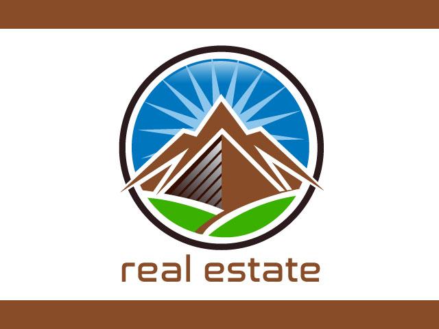 Modern Real Estate Business Logo Design