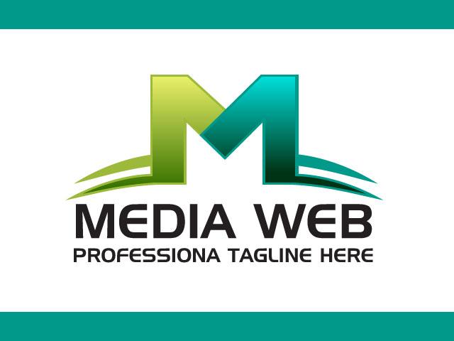 3d Logo Design For Letter M Vector
