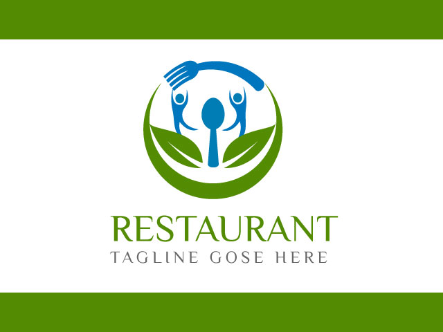 Food Service Business Logo Design Free