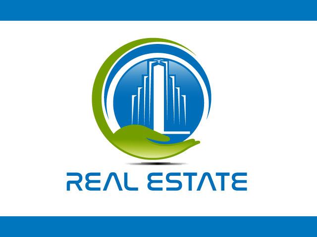 Commercial Real Estate Company Logo Design