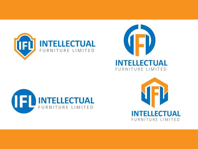 Letter Based Minimal Logo Design