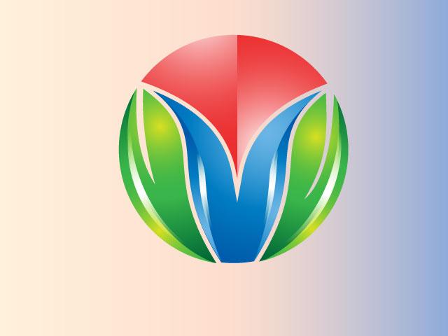 Minimal Letter V Logo Design Free