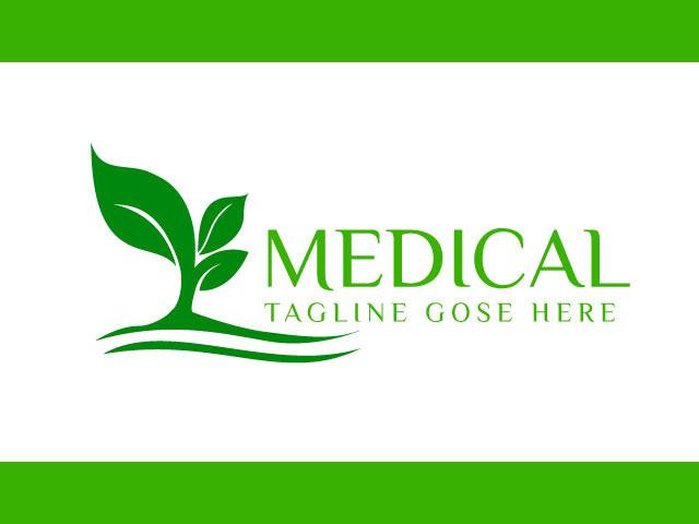 Creative Medical Business Logo Free