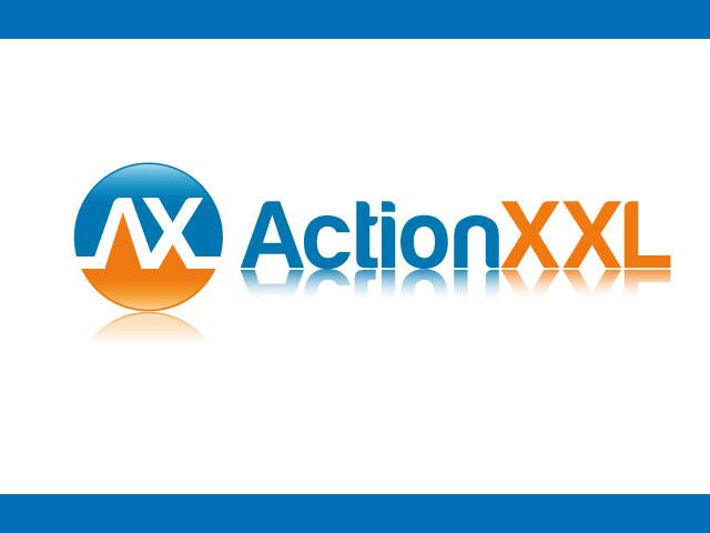 Minimal Logo Design Letter A X Vector