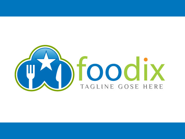 Food Business Creative Logo Design