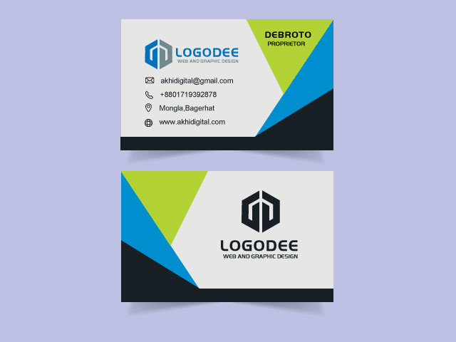 Free Business Cards Download