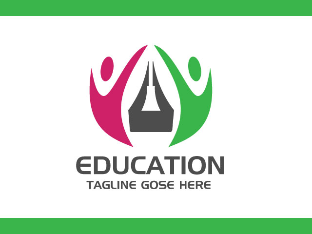 Education Business Service Logo Download