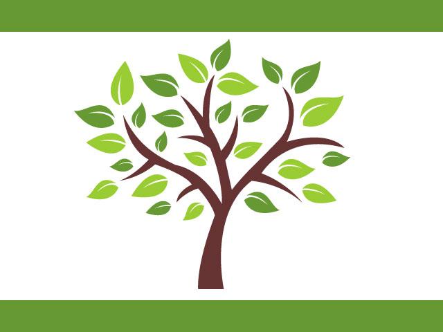 Tree Nonprofit Organization Logo Free