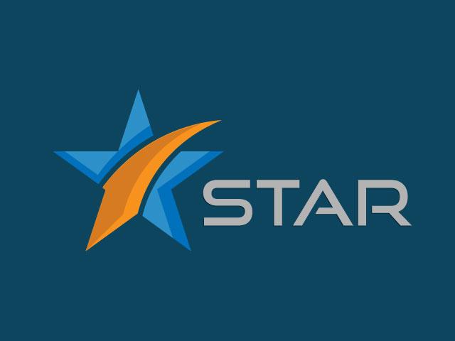 Star Free Logo Design Vector