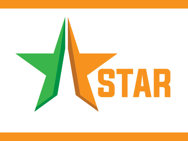 Star TV Show Media Company Logo