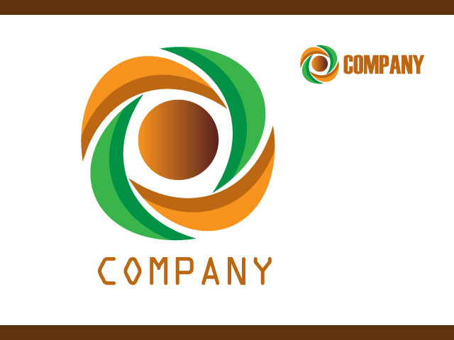 Modern 3d Letter C Logo Design Vector