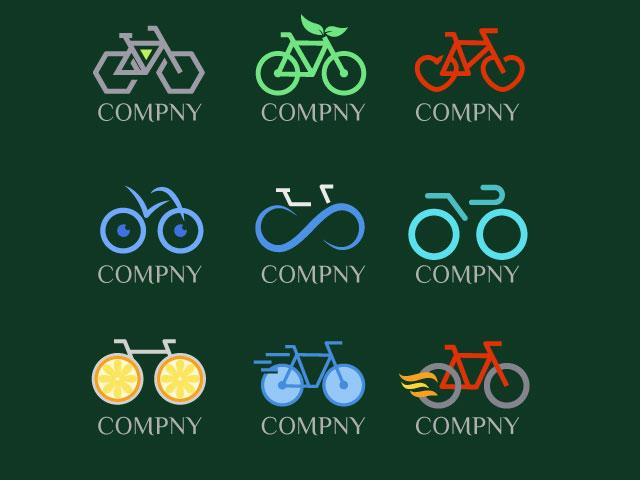 Cycle Company Logo Design Motorcycle