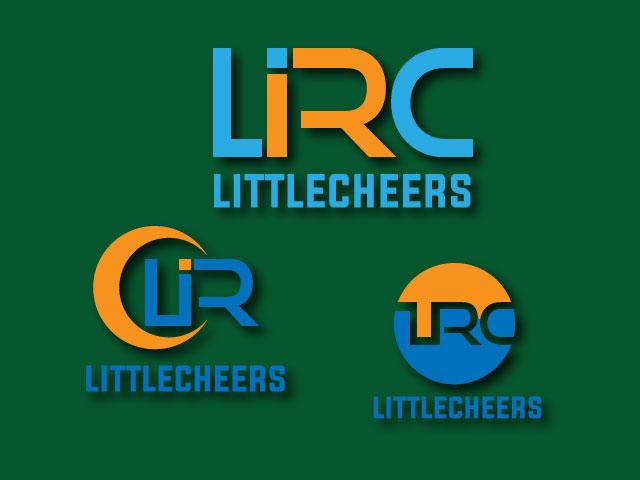 Letter LRC Logo Design Vector