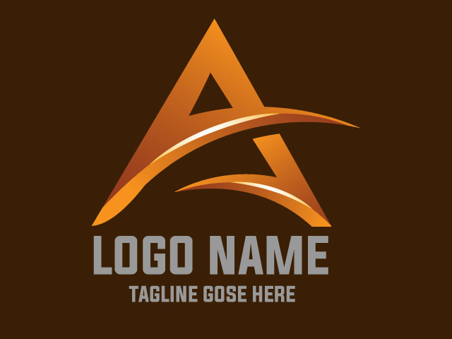 Letter A Logo Design Ideas For Free Download