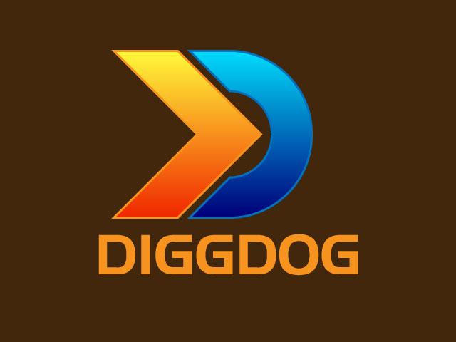 Letter D Creative Logo Design