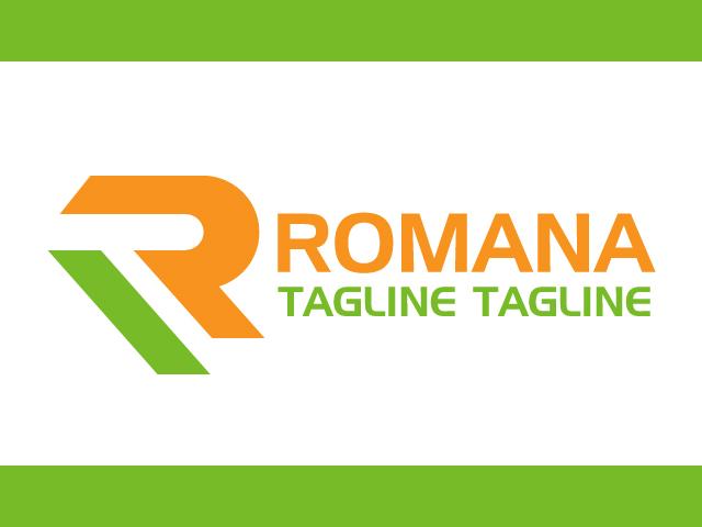 Letter R Creative Company Logo Design