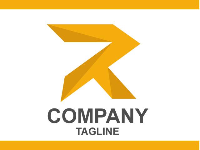 Letter R Logo Design Free Download Vector