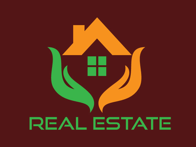 Modern Creative Free Real Estate Logo Design