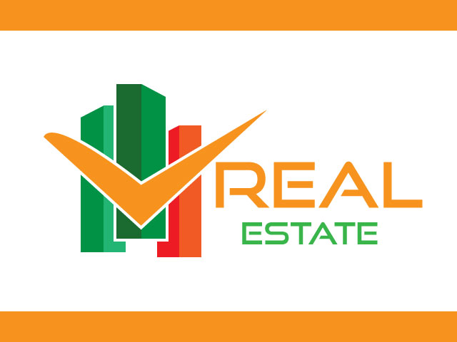 Real Estate Mortgage Logo Design