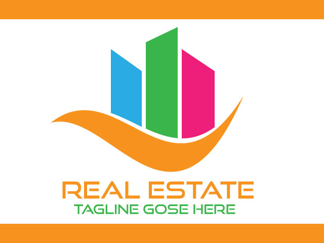 Modern Real Estate Logo Design Idea