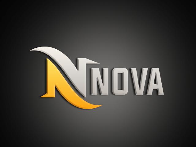 3D Logo Mockup Free Download