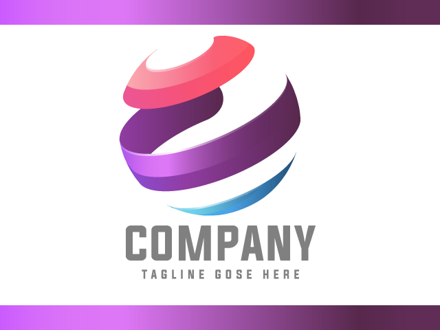 IT Company Corporate Free Logo Design