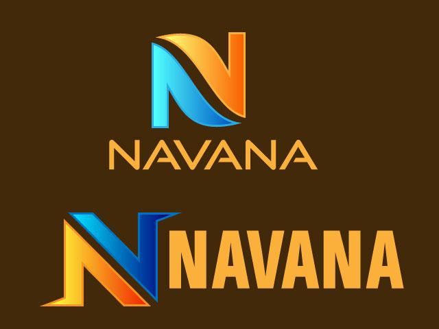 Letter N Vector Free Logo Design