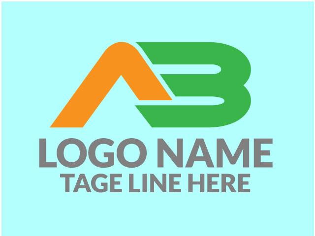 Company Logo Design For Letter A Vector