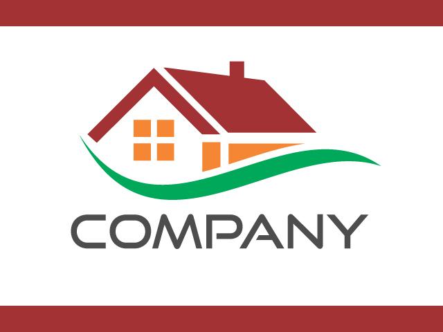 Real Estate Business Logo Design Ideas Vector