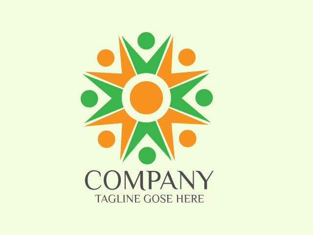 User Group Nonprofit Business Logo Design