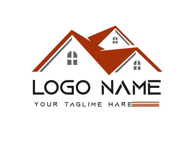 Professional Real Estate Logo Design For Free Download