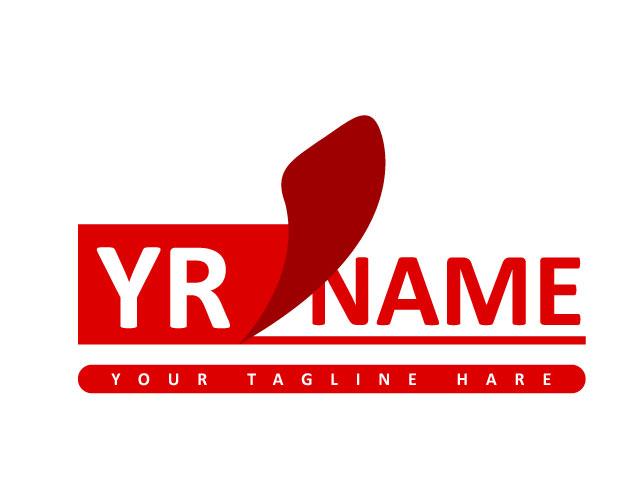 Font Logo Design Free Download Vector