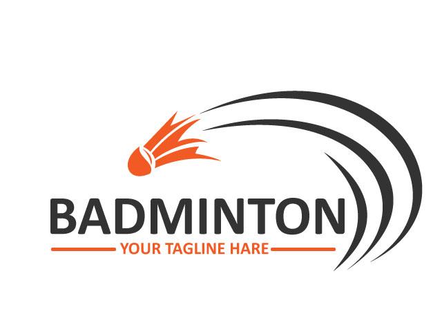 Badminton Logo Design Free Download Vector